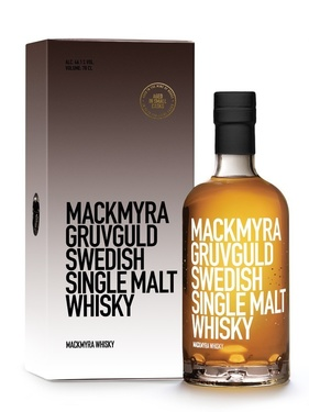 Whisky Suede Single Malt Mackmyra Gruvguld 46.1% 70cl
